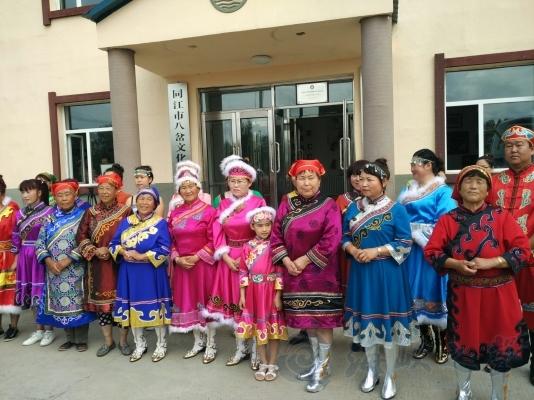 江行 探访中国人口最少的民族赫哲族聚居地
