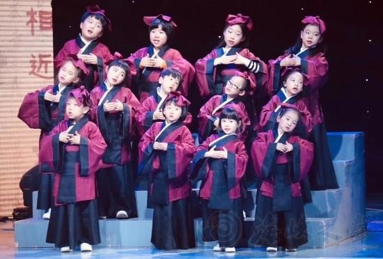 第二届海峡两岸中华经典诗文诵读大赛 颁奖盛典成功举办